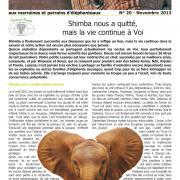 Journal des éléphanteaux 20