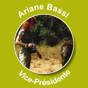 Ariane Bassi - Vice-Présidente