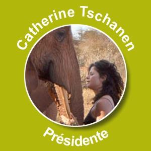 Catherine Tschanen - Présidente