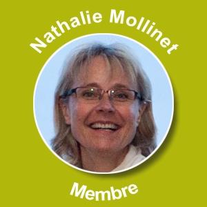 Nathalie Mollinet - Membre