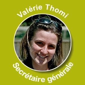 Valérie Thomi - Secrétaire générale
